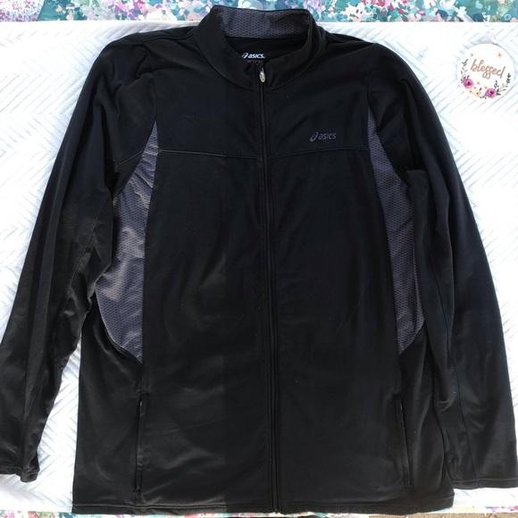 Asics Other - ASICS men's athletic jacket XL